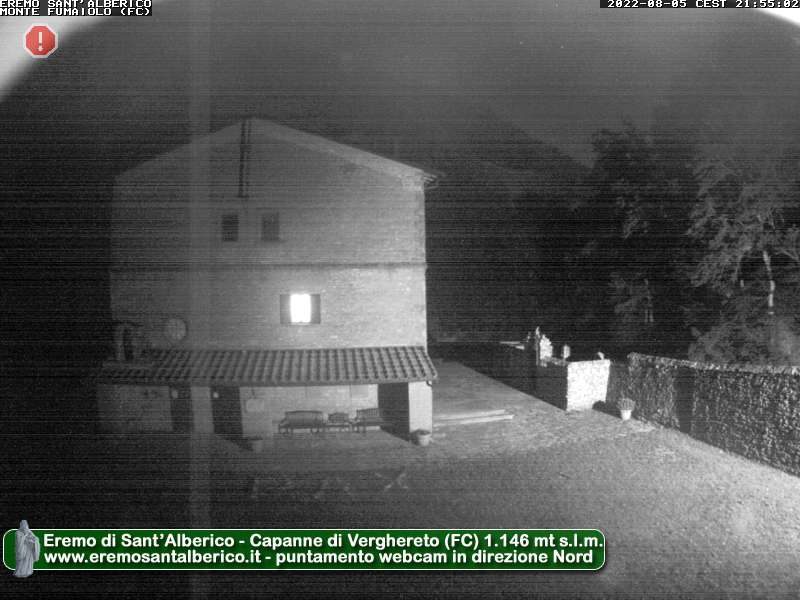 WEBCAM EREMO S. ALBERICO